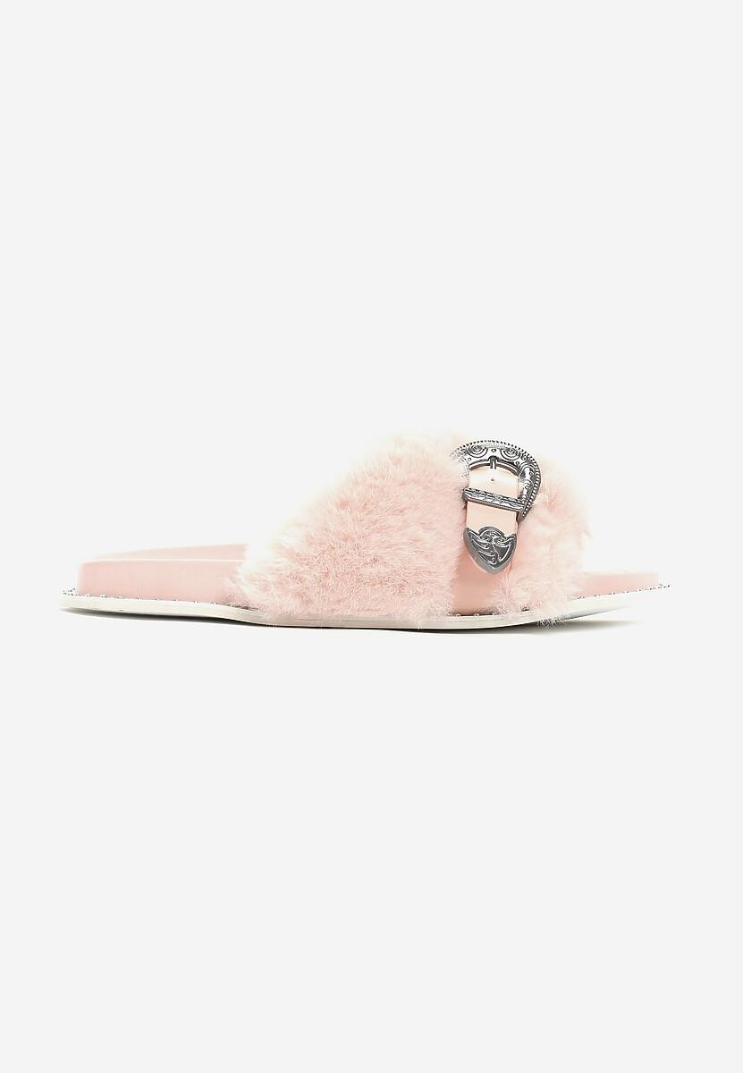 Różowe Klapki Candy Bar