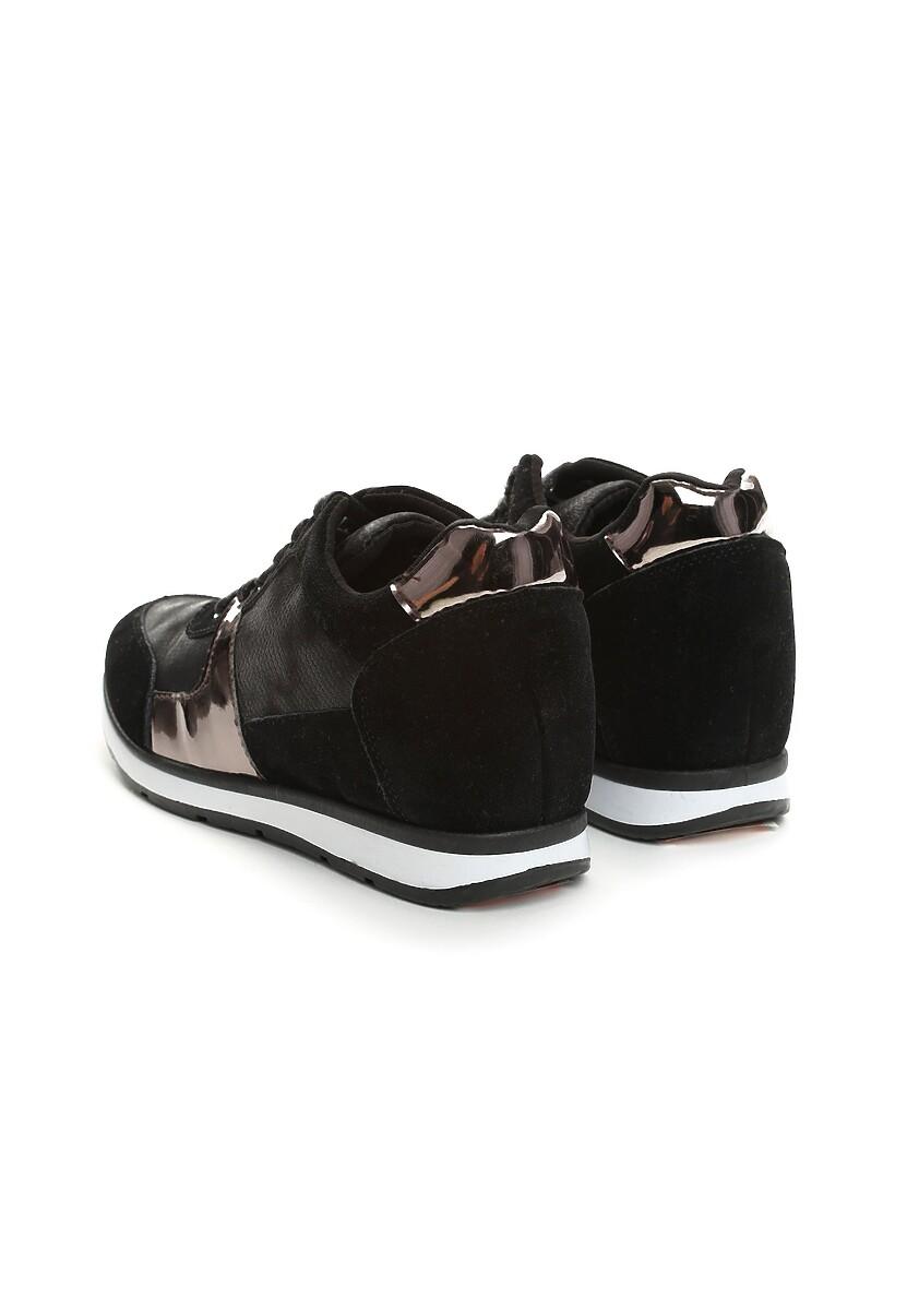 Czarne Sneakersy Really Want w Www.renee.pl