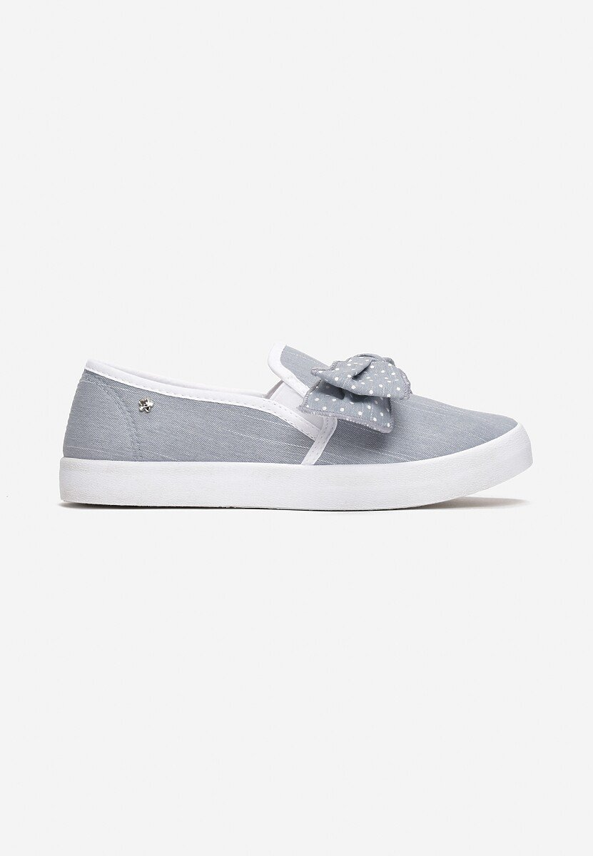 Niebieskie Slip On Friends