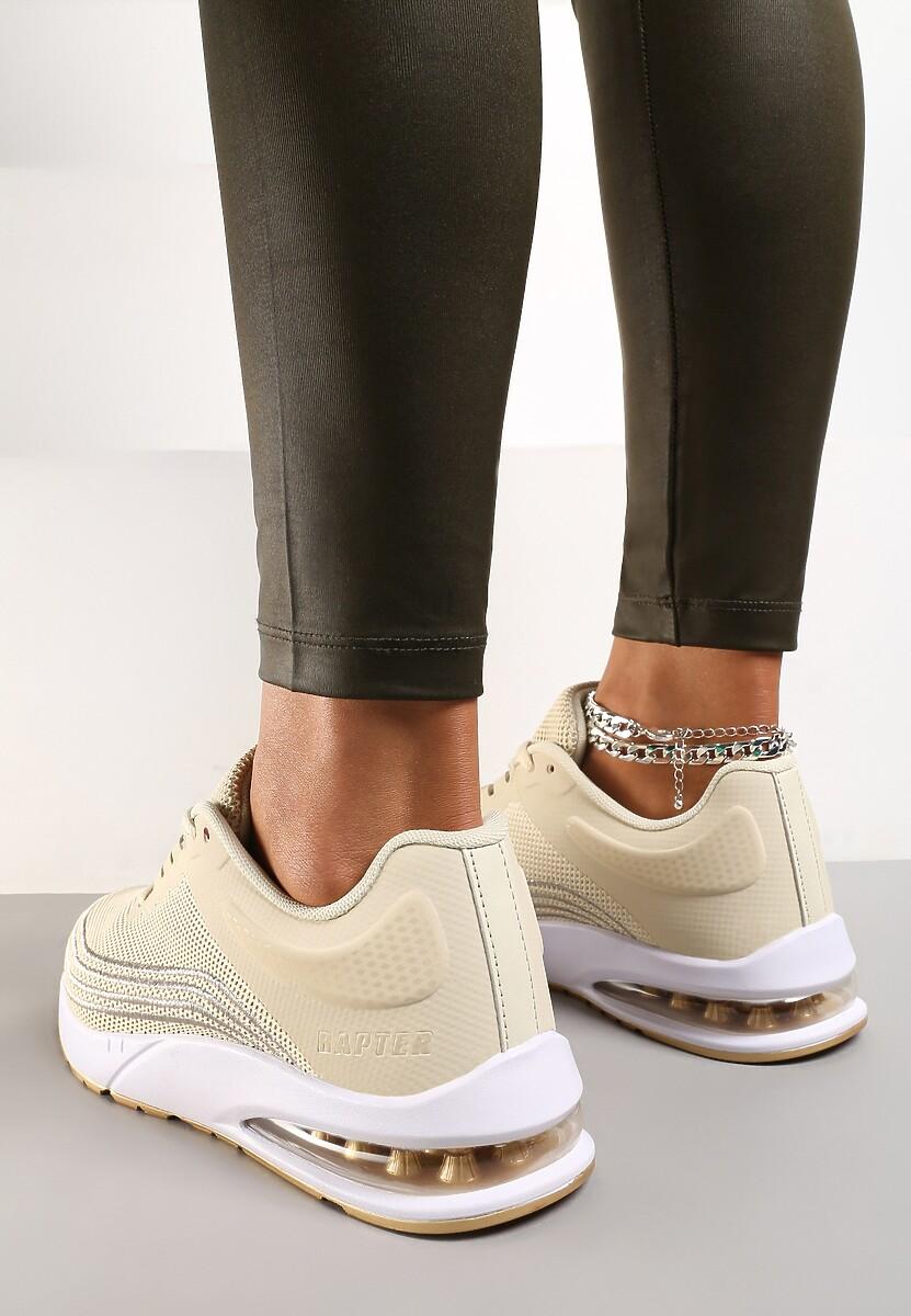Złote Sneakersy Seasons Kod produktu: 62878