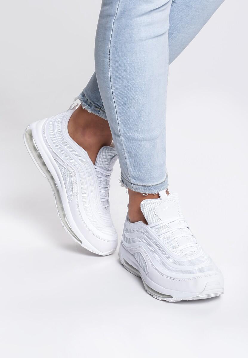 Białe Sneakersy Here We Go