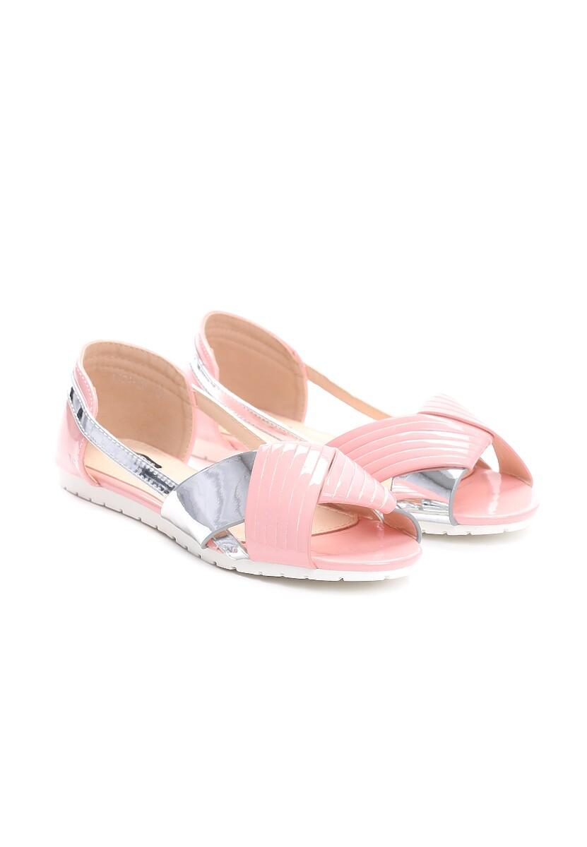 Różowe Sandały It's So Simple