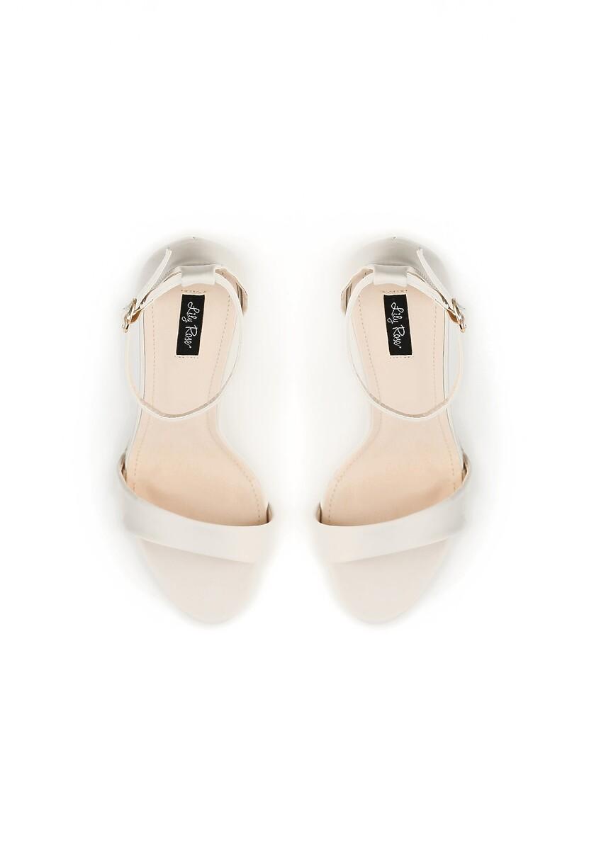 Beżowe Sandały Somebody's Love
