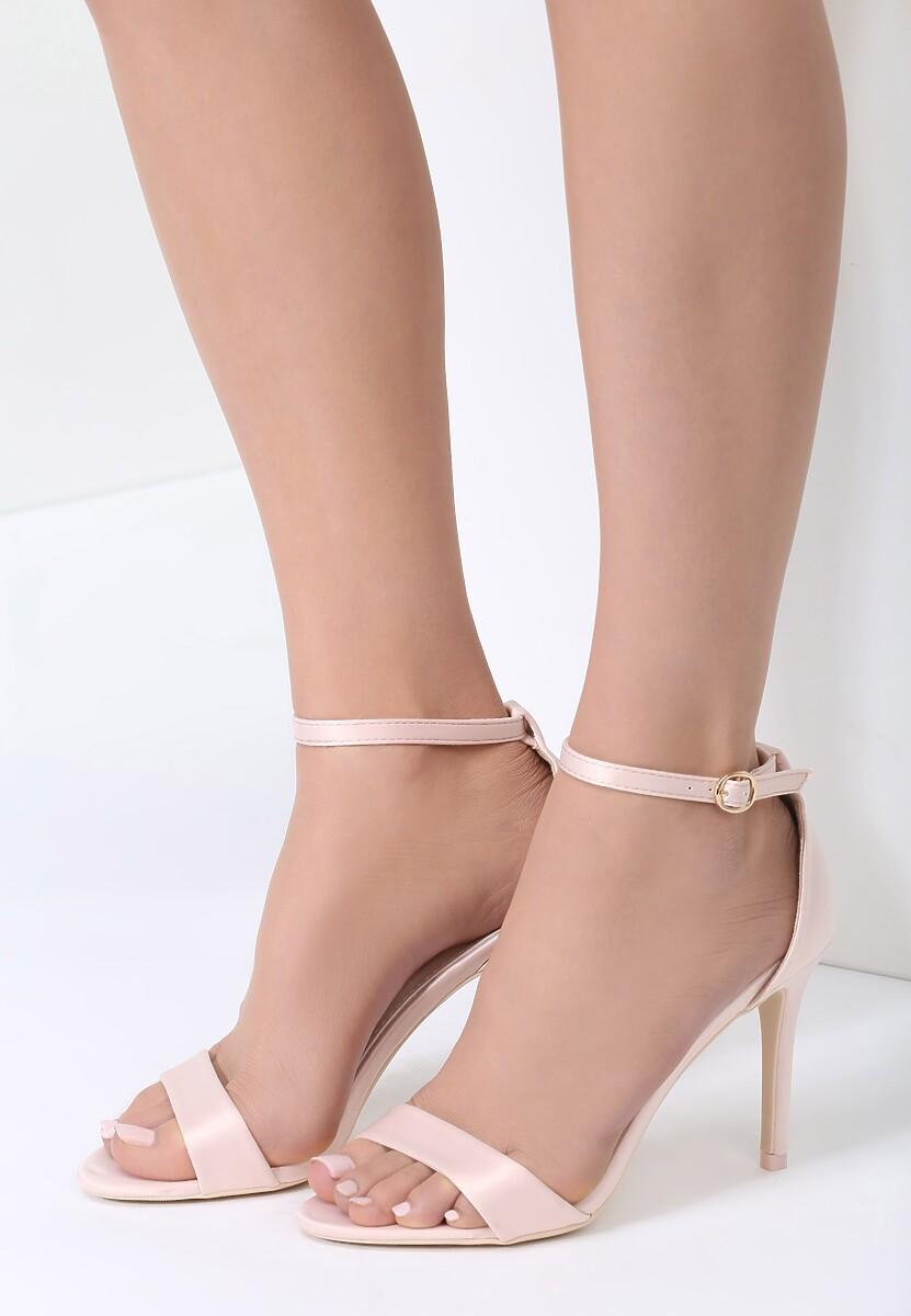 Różowe Sandały Somebody's Love