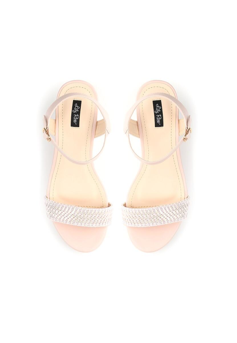 Różowe Sandały Like I Do