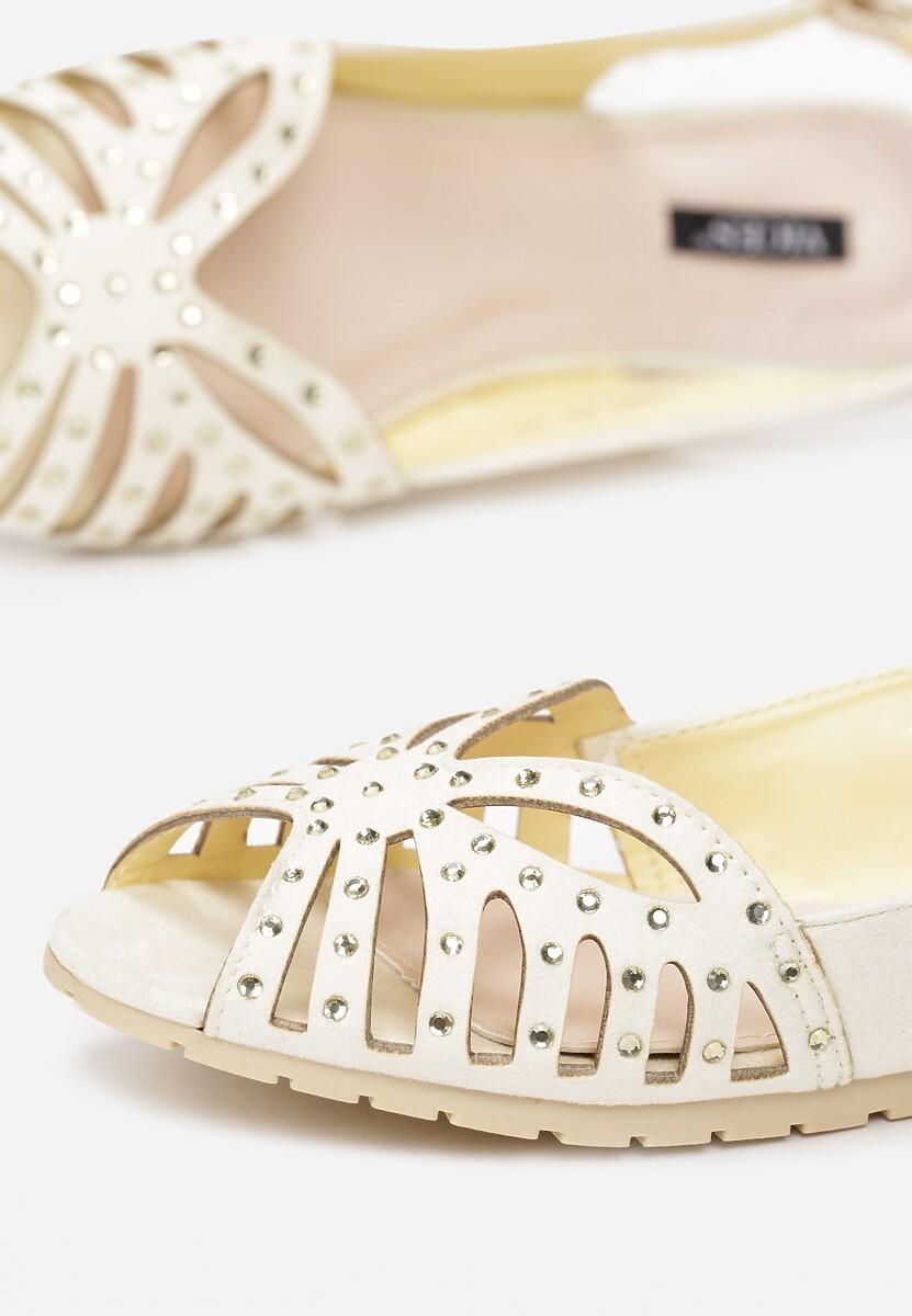 Żółte Sandały Witty