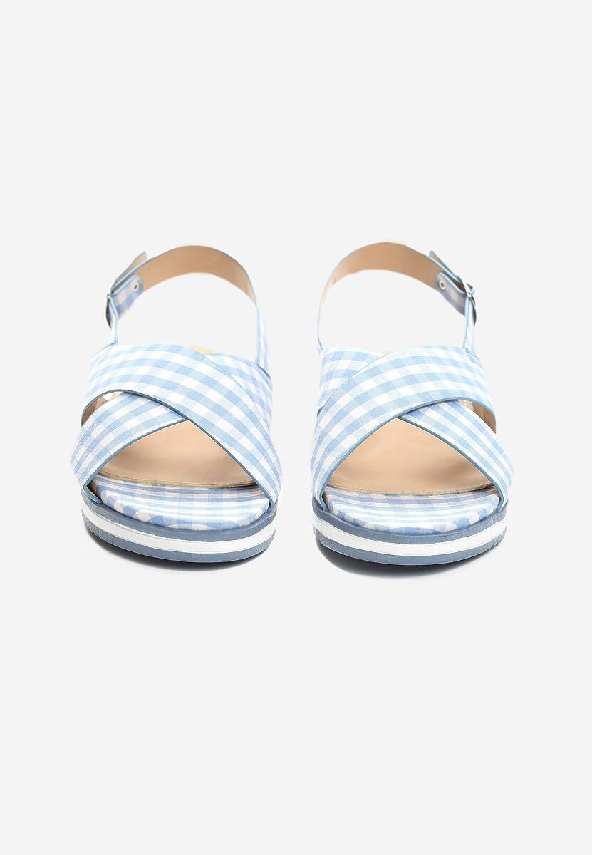Niebieskie Sandały Pragmatic
