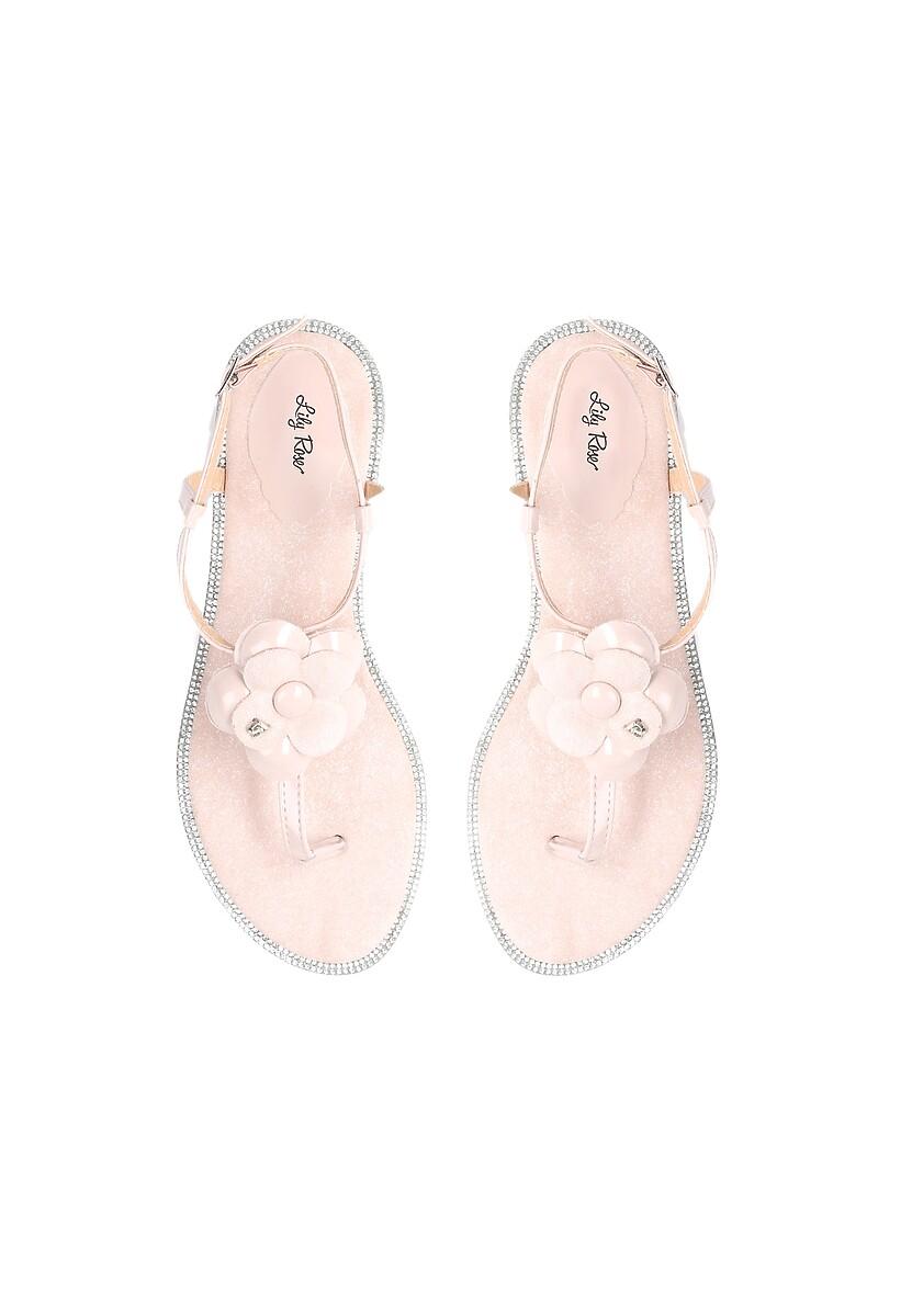 Różowe Sandały You're a Miracle