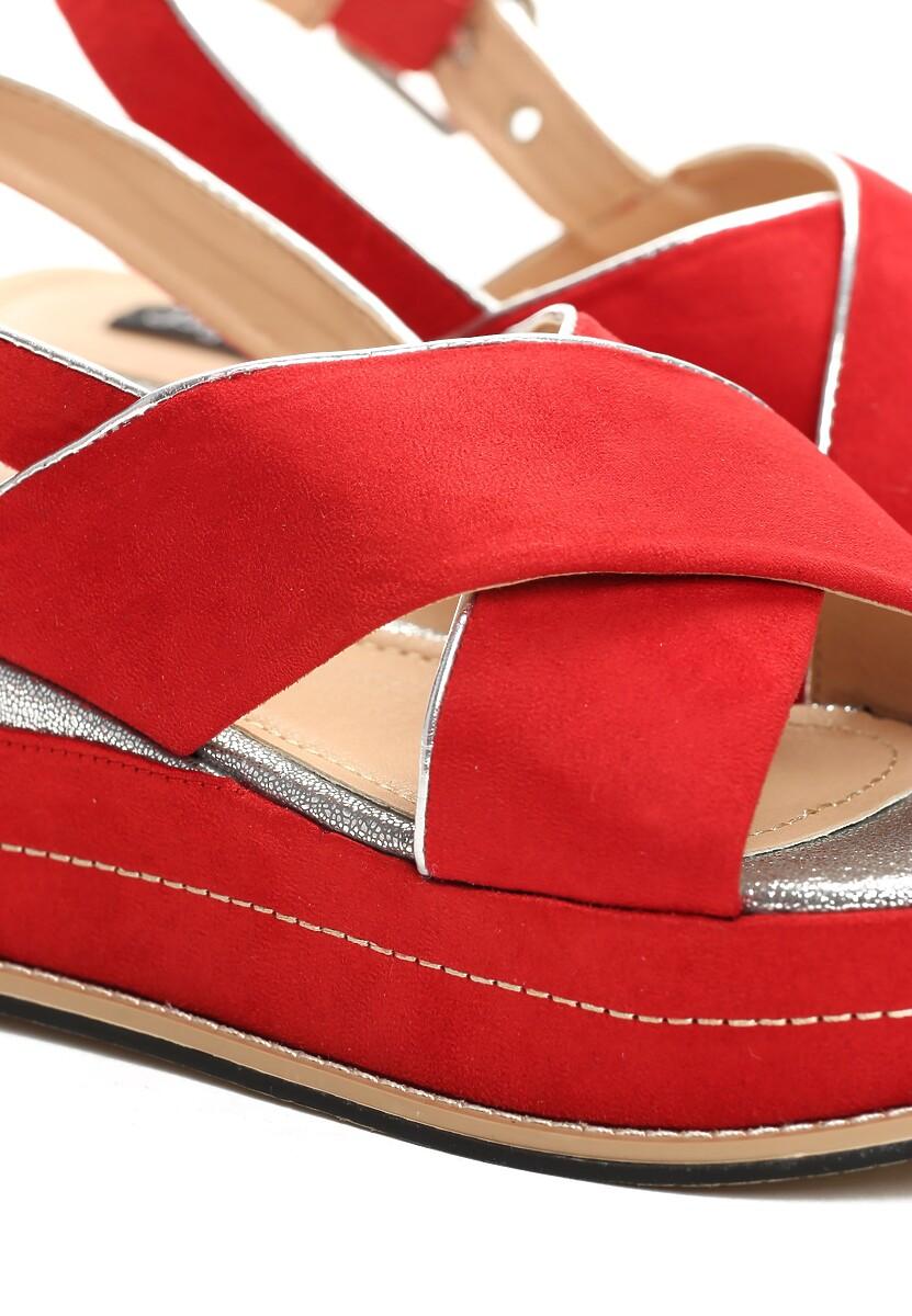 Czerwone Sandały No Matter What