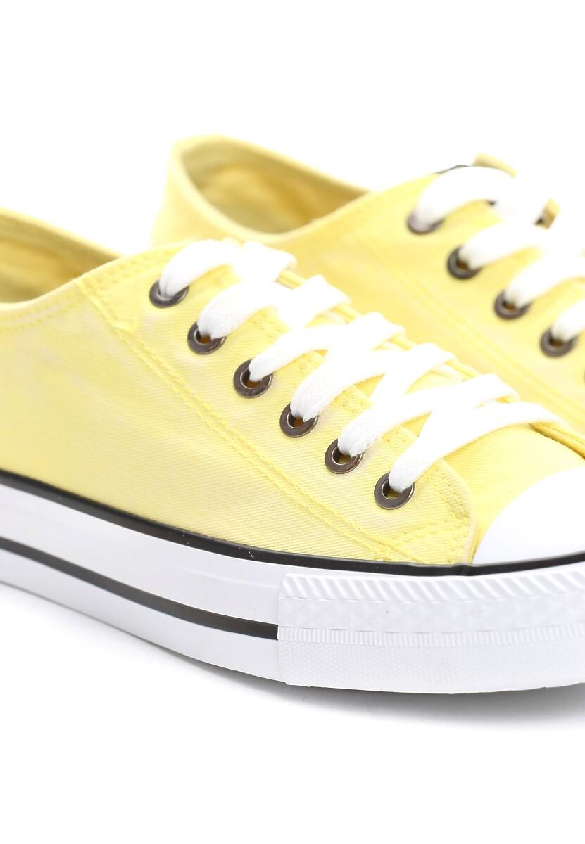 Żółte Trampki Don't Stop