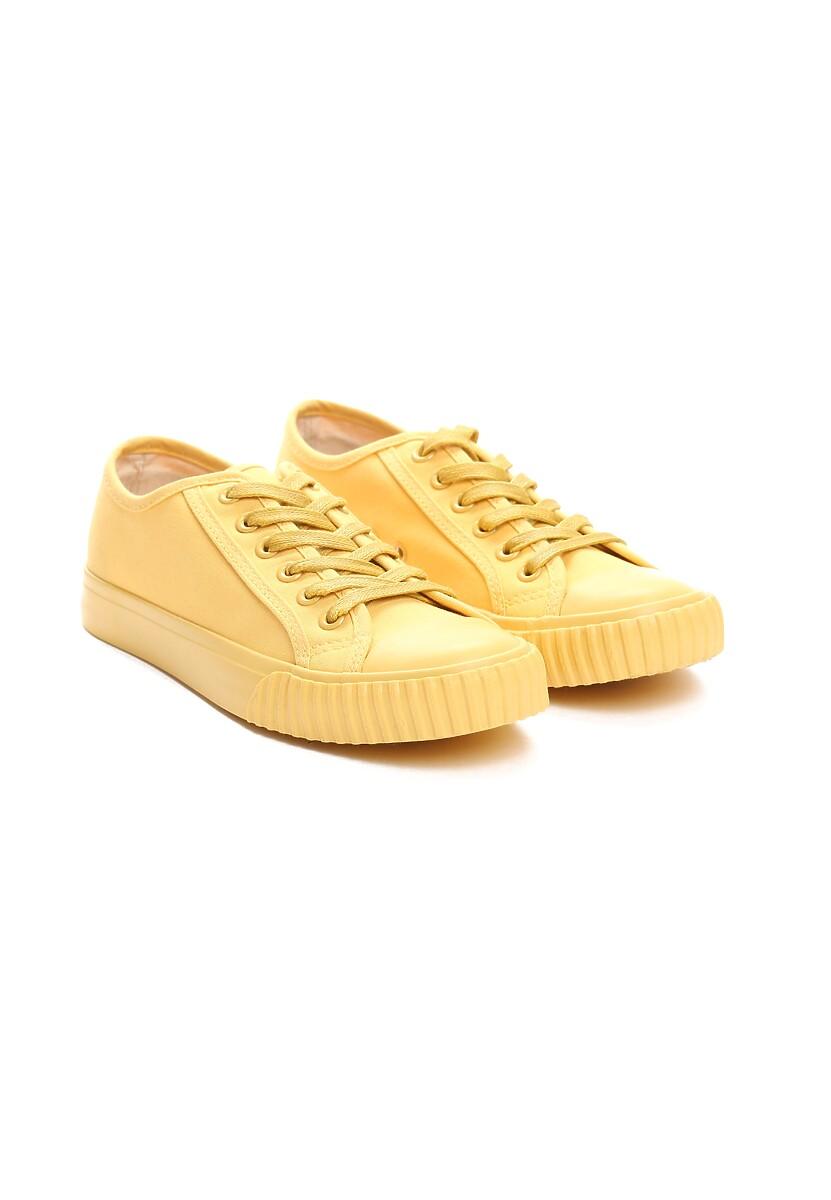 Żółte Trampki Too Long