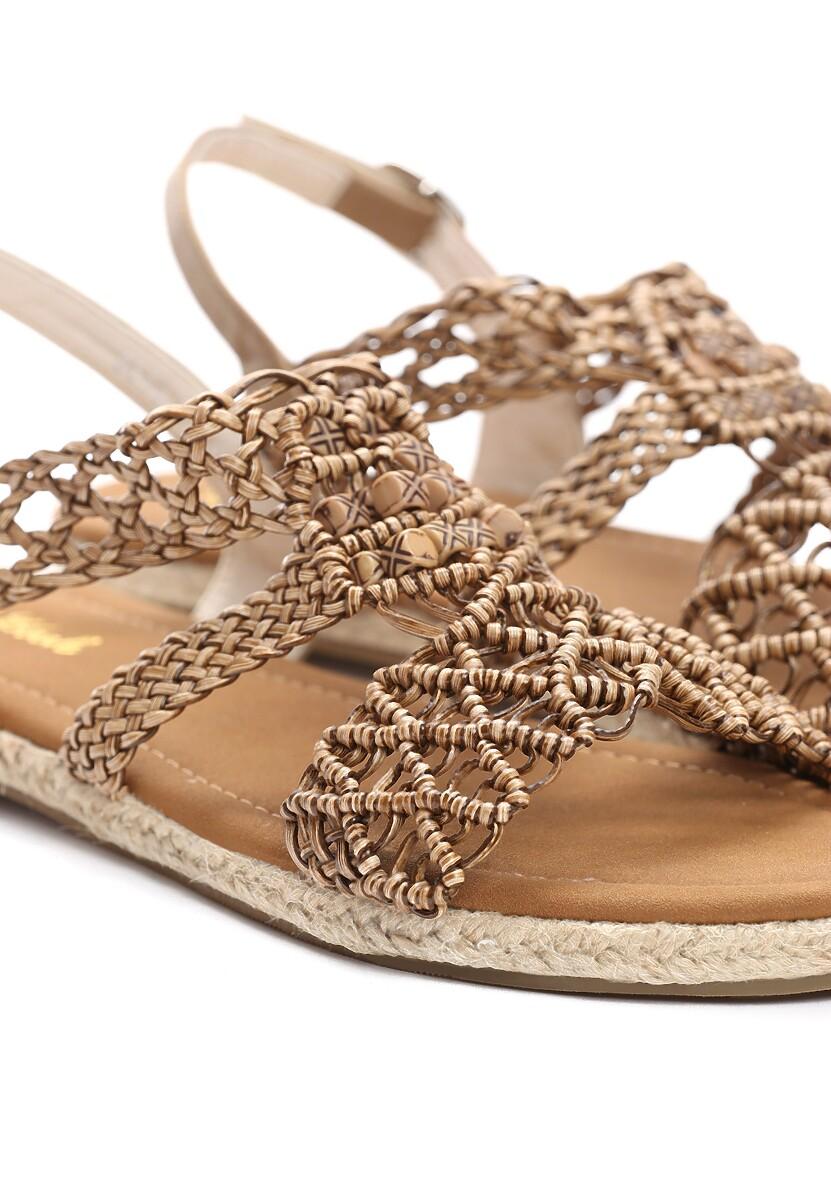 Brązowe Sandały Spiteful