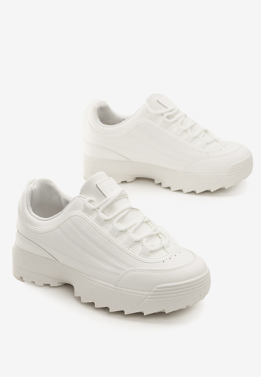 Białe Sneakersy Back To Us
