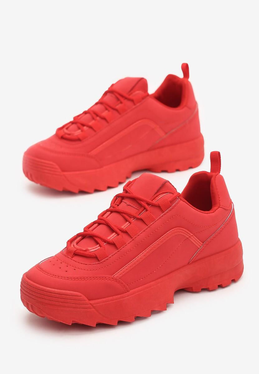 Czerwone Sneakersy Get This