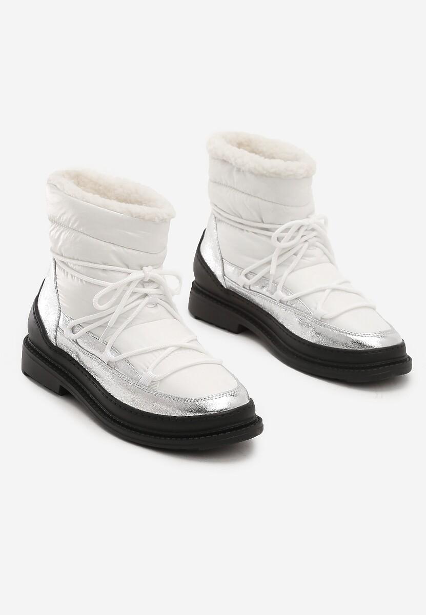 Białe Śniegowce No Need