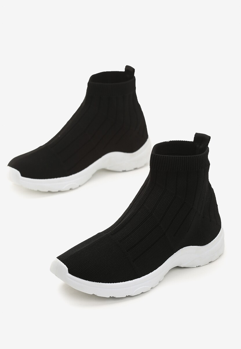 Czarne Sneakersy Stole The Show