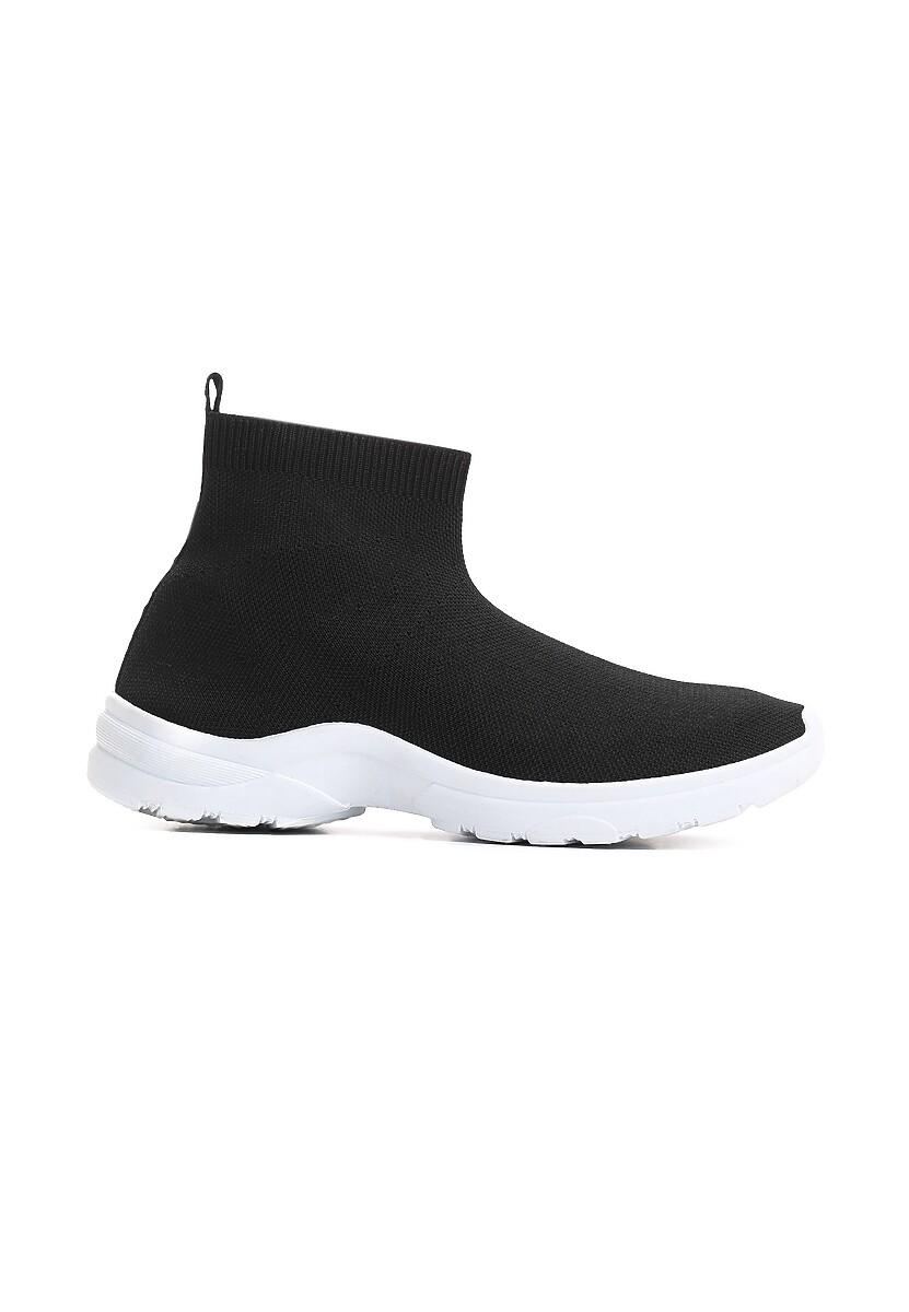 Czarne Sneakersy Positive Vibration