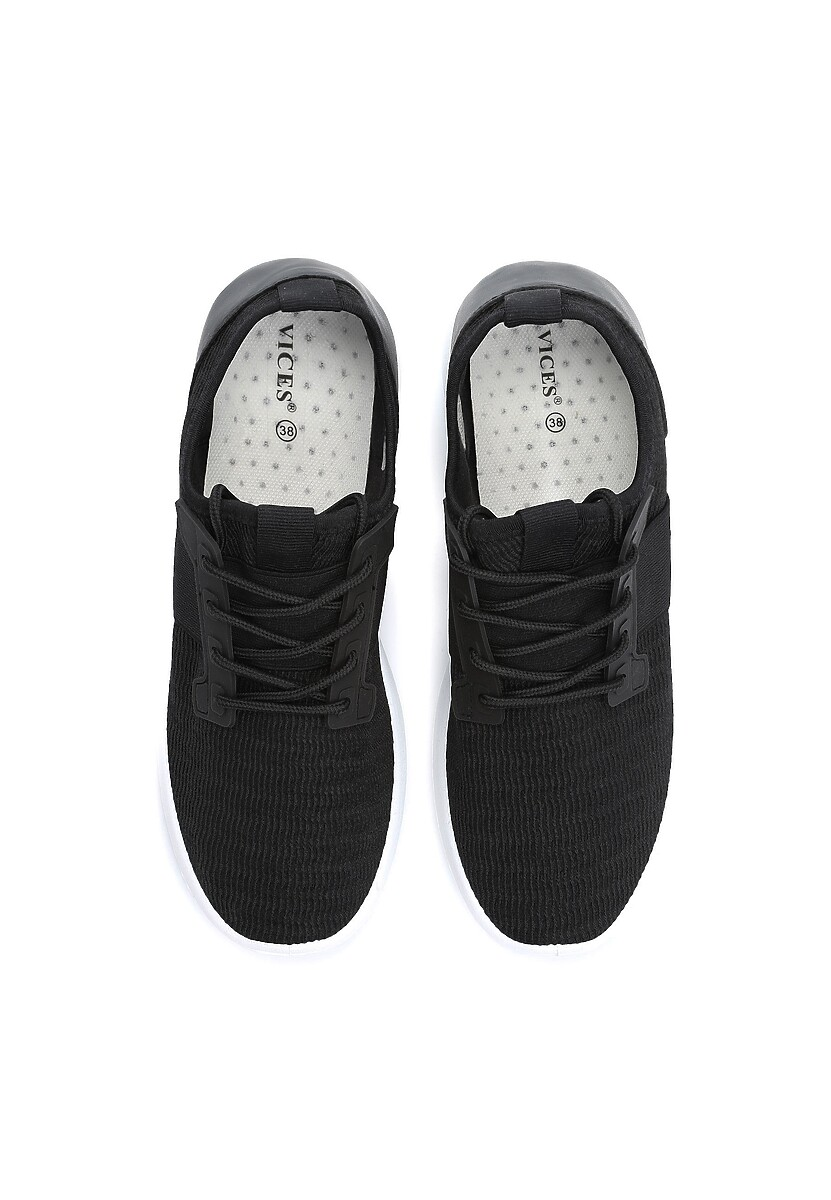 Czarne Buty Sportowe Reasonably