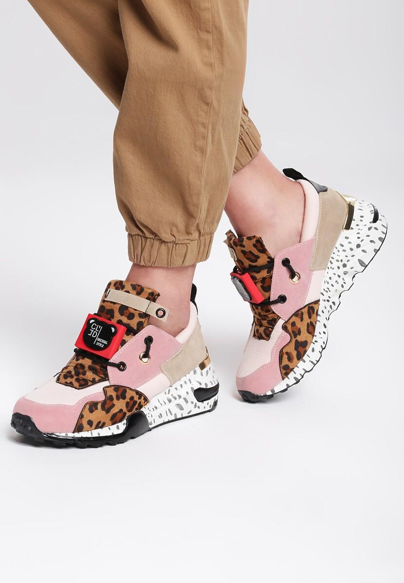 Różowe Sneakersy Million Reasons