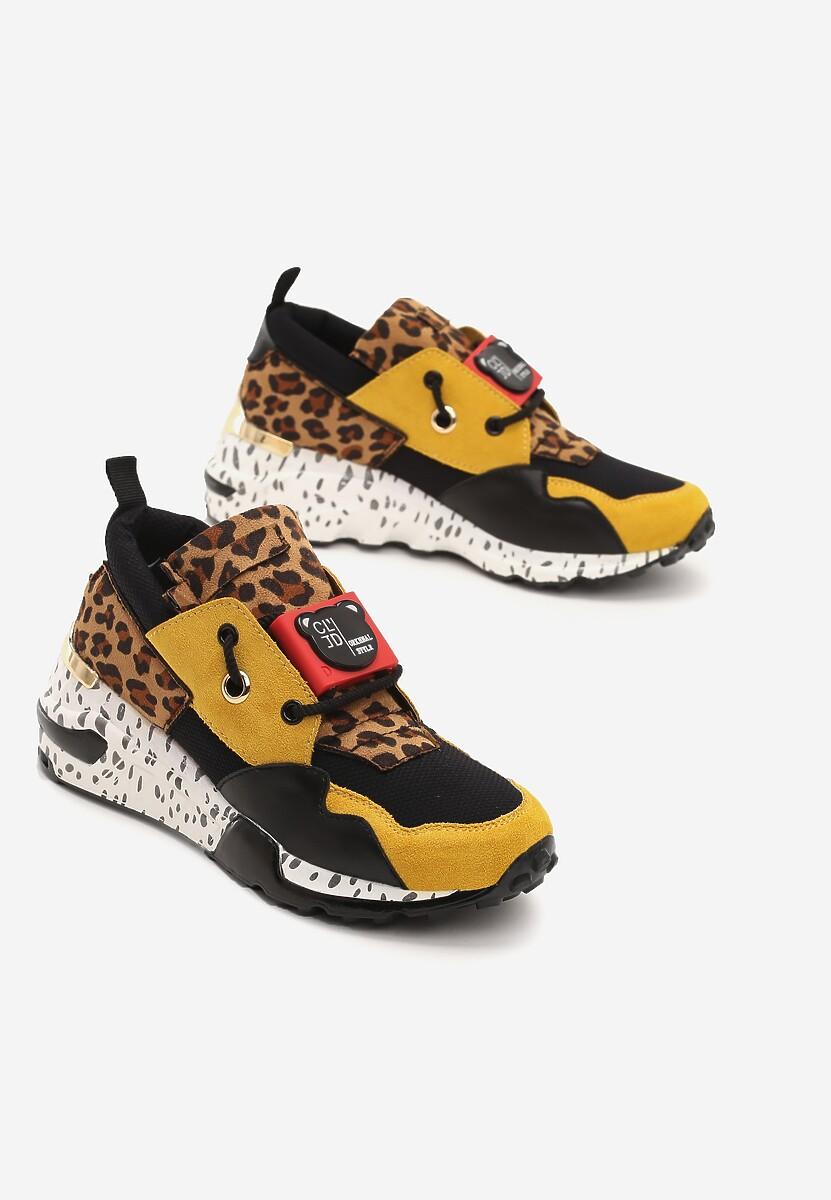 Żółte Sneakersy Million Reasons