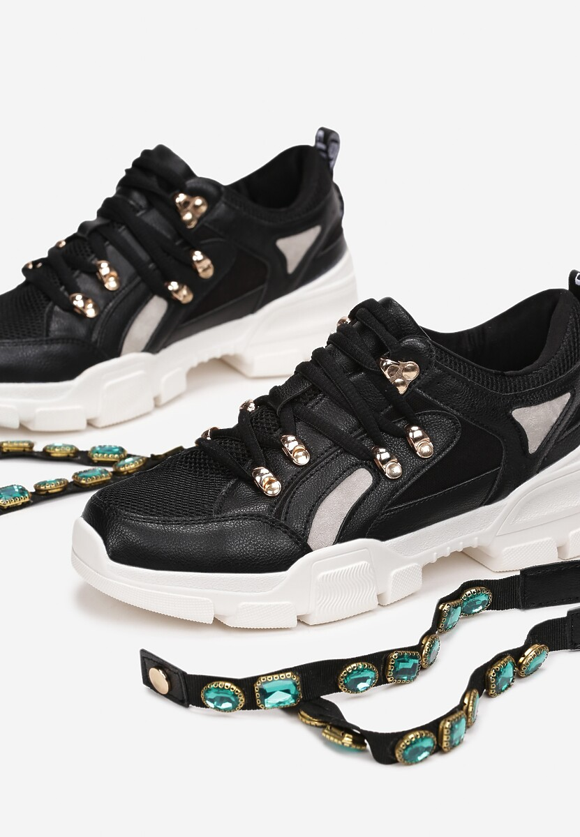 Czarne Sneakersy A Star Is Born
