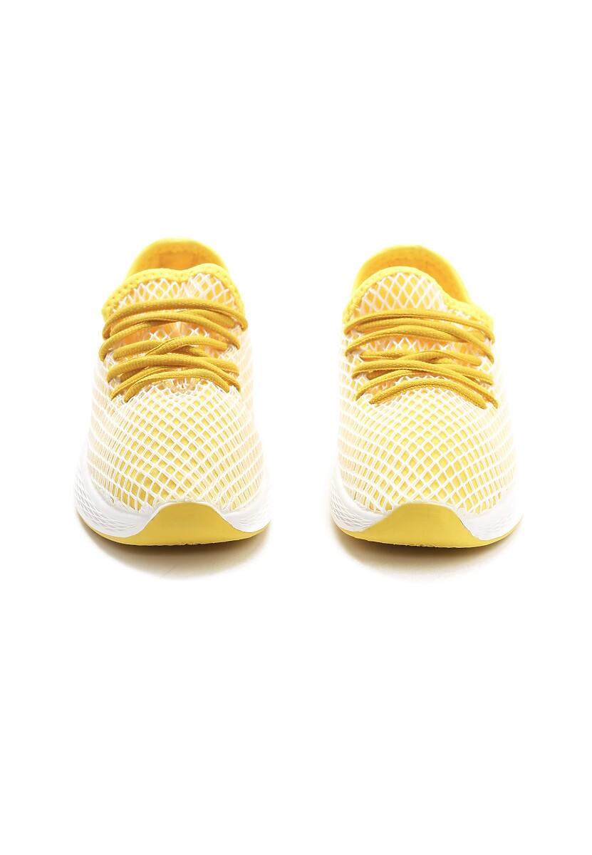 Żółte Buty Sportowe Encourage