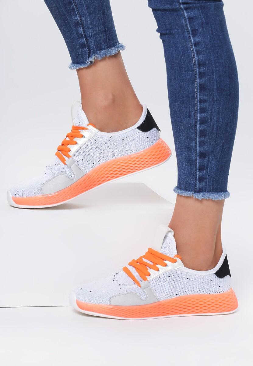 Białe Buty Sportowe Meditative