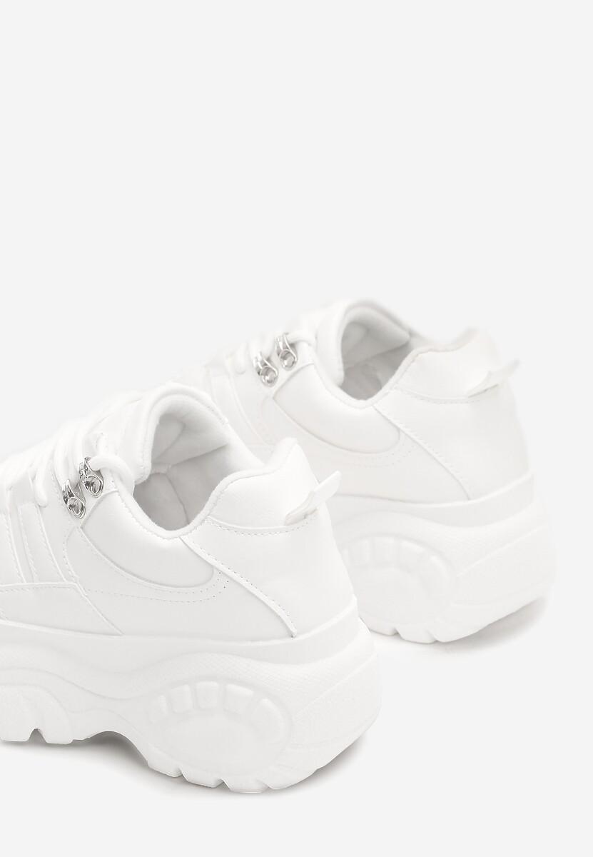 Białe Sneakersy Show Me