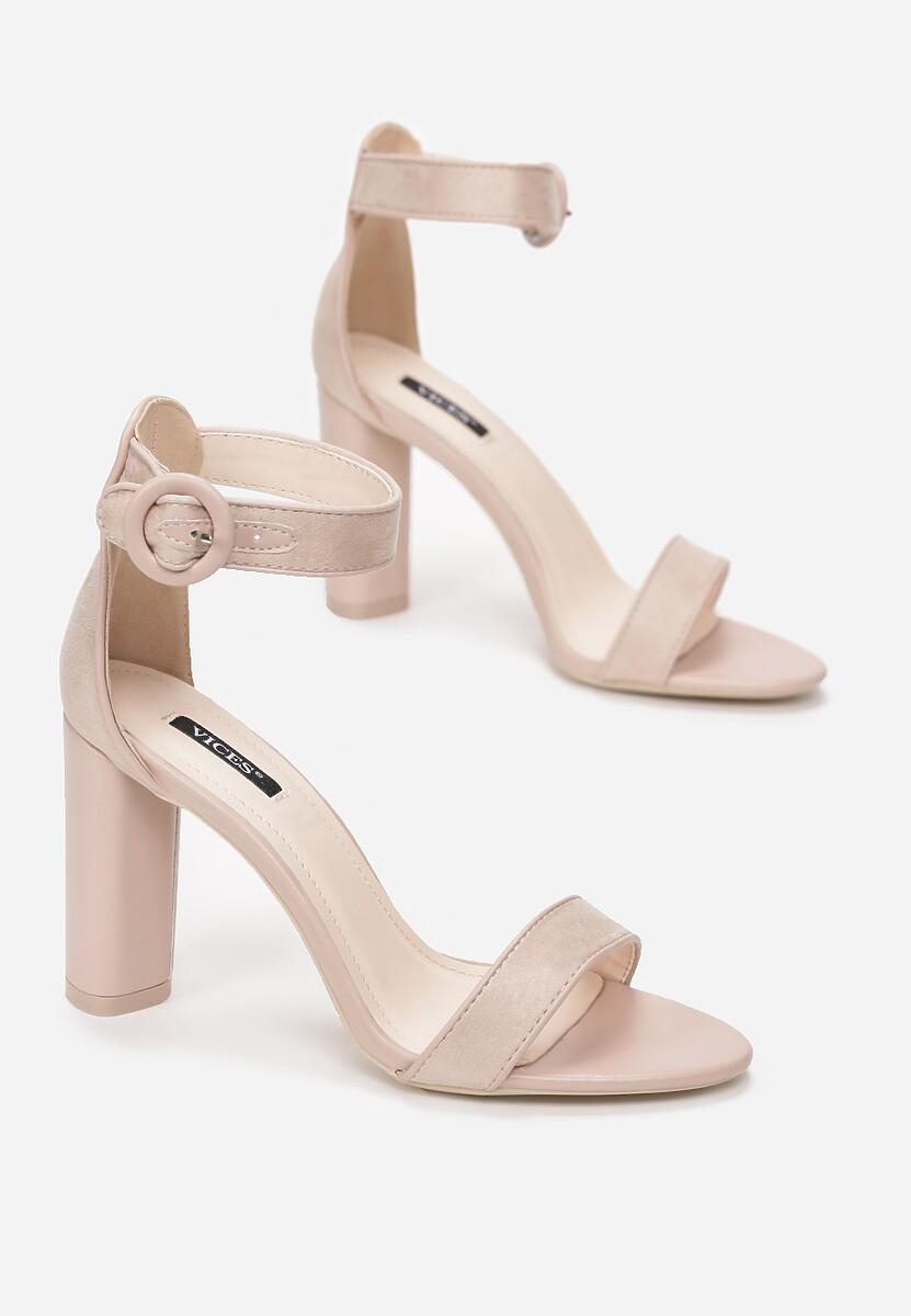 Różowe Sandały Dialectics