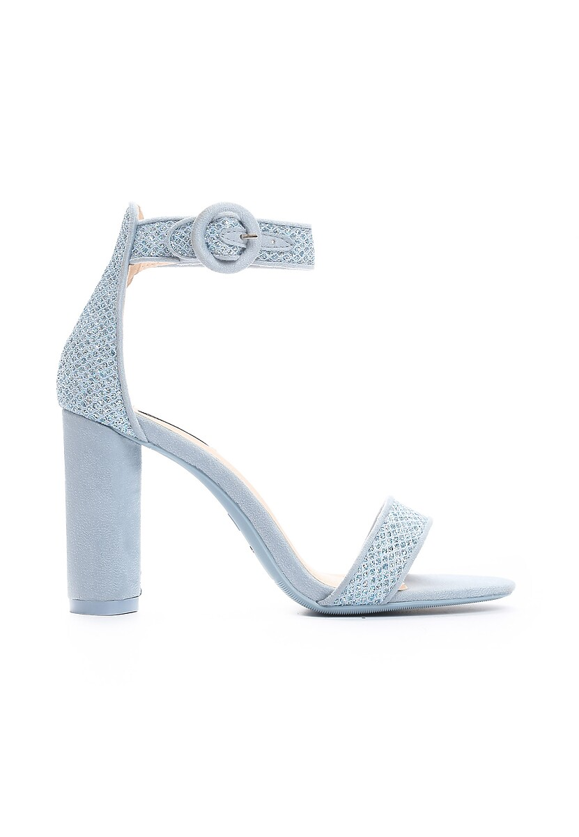 Niebieskie Sandały Chichi
