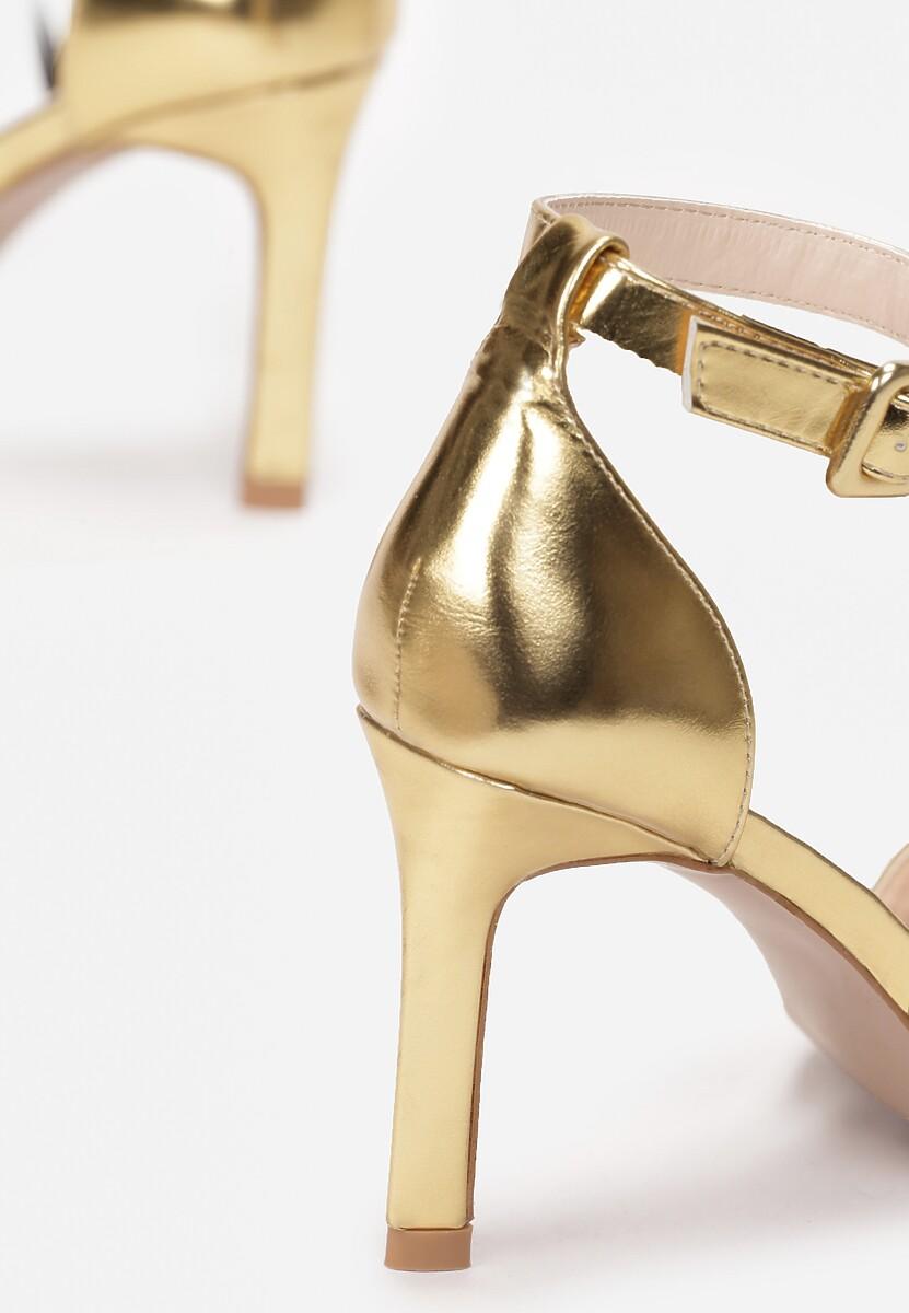 Złote Sandały Whyfor