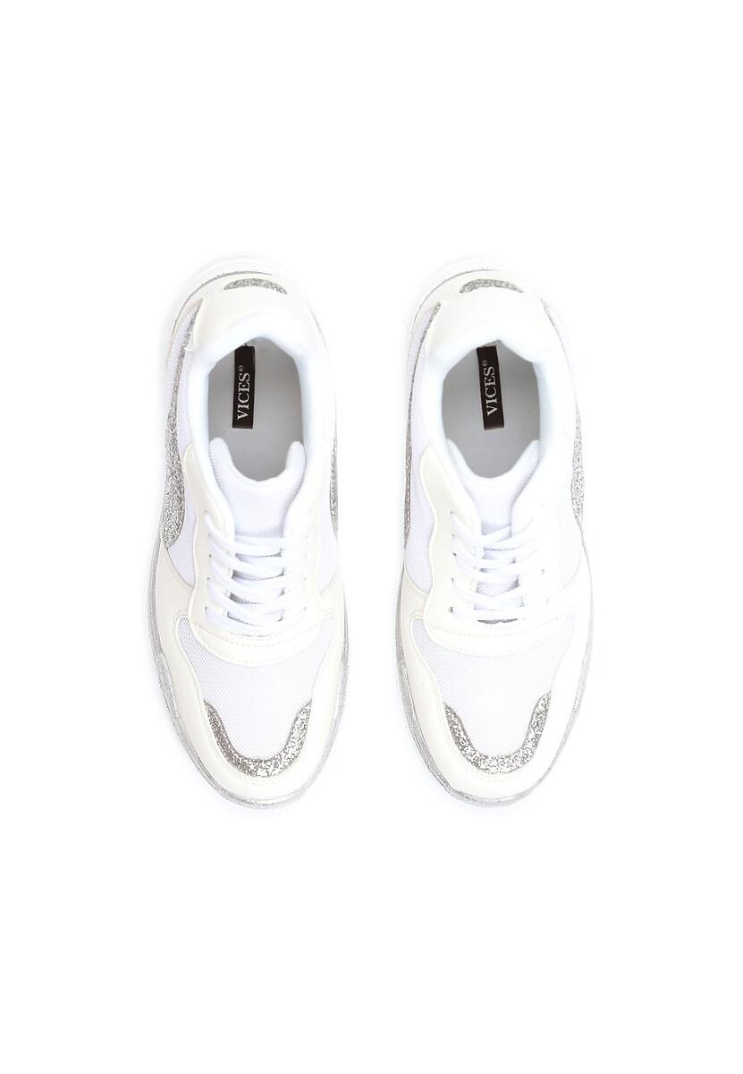Białe Sneakersy Praise
