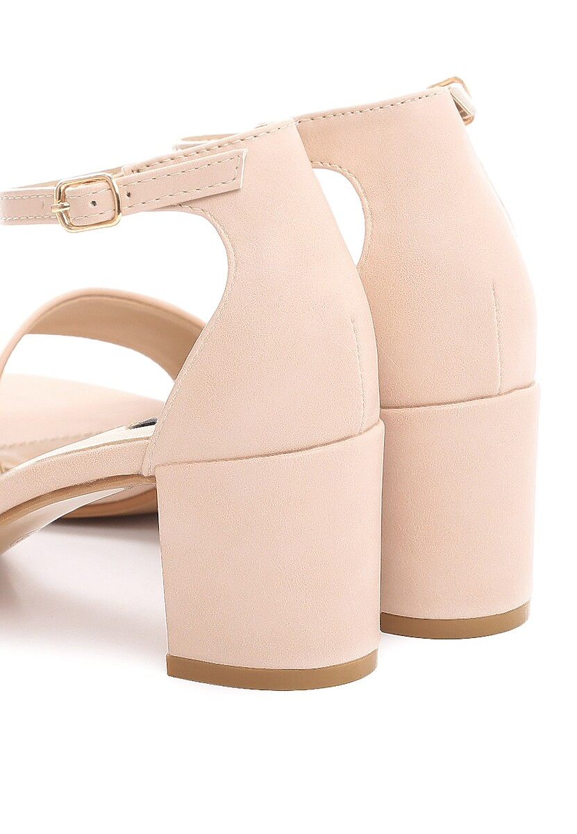 Beżowe Sandały Madrigal