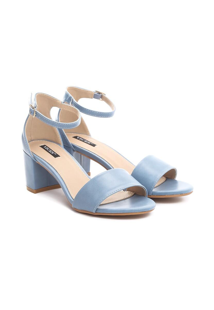 Niebieskie Sandały Madrigal