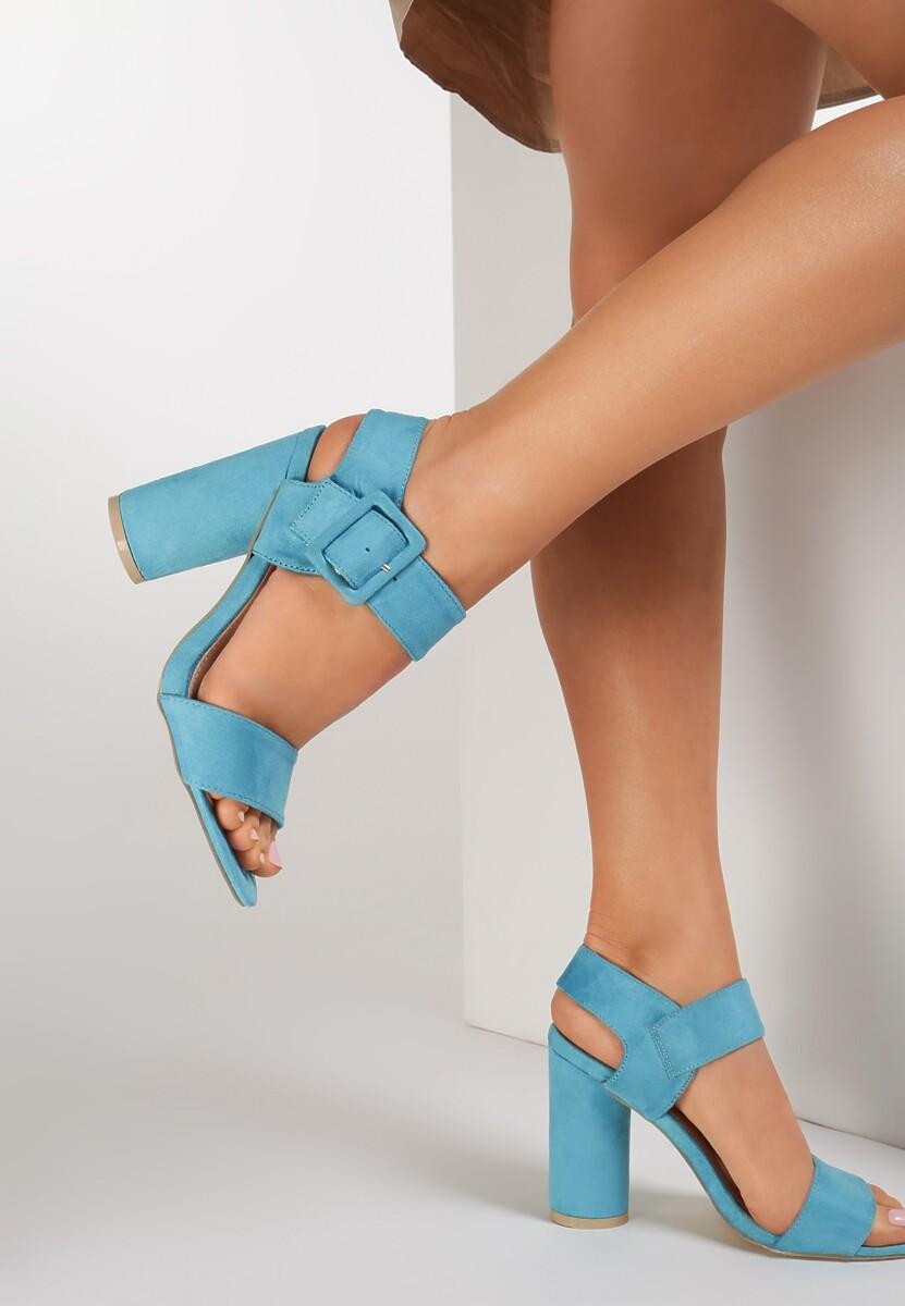 Niebieskie Sandały Rooibos
