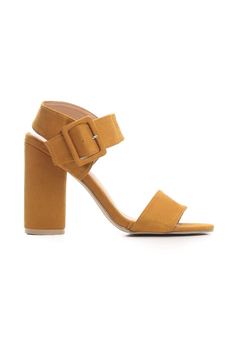 Żółte Sandały Rooibos