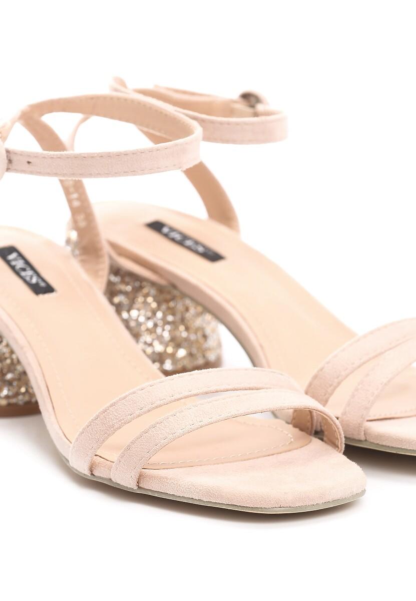 Beżowe Sandały Noetic