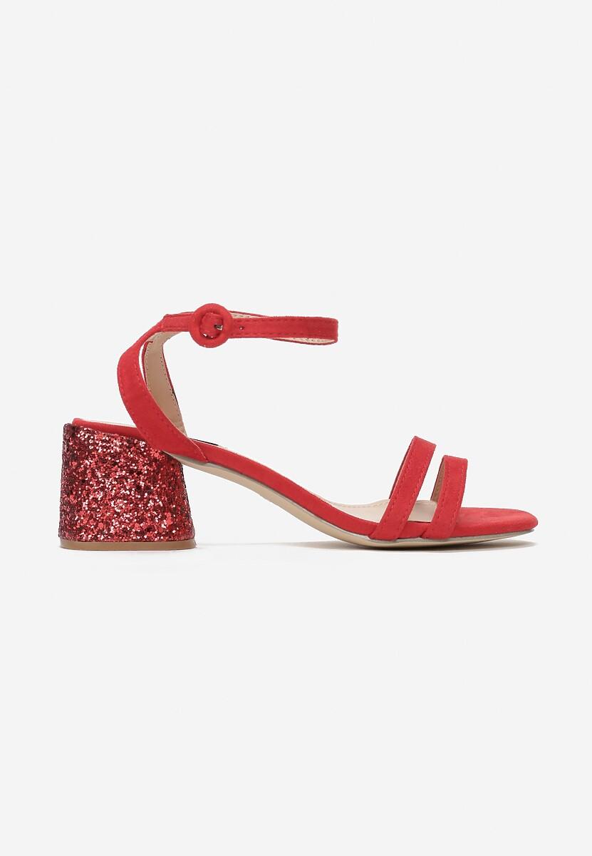 Czerwone Sandały Noetic