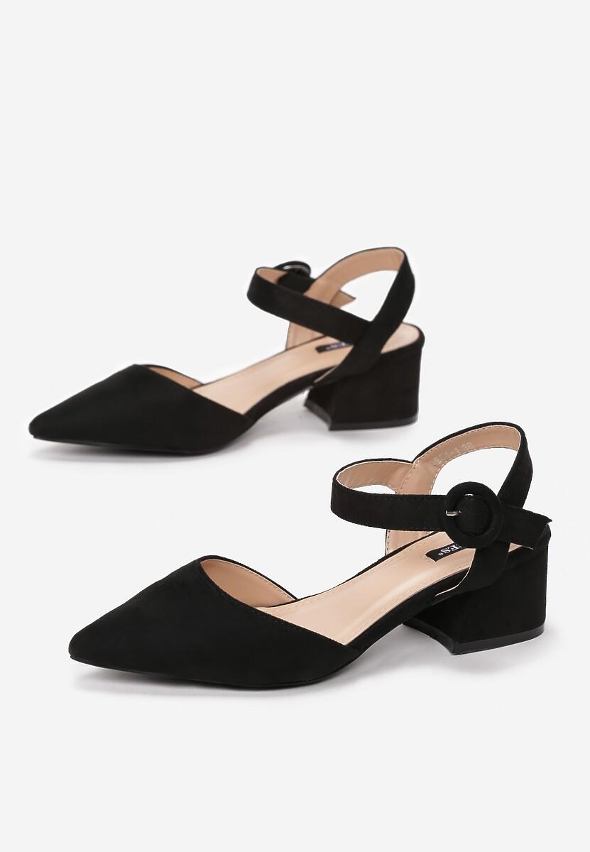 Czarne Sandały Realm