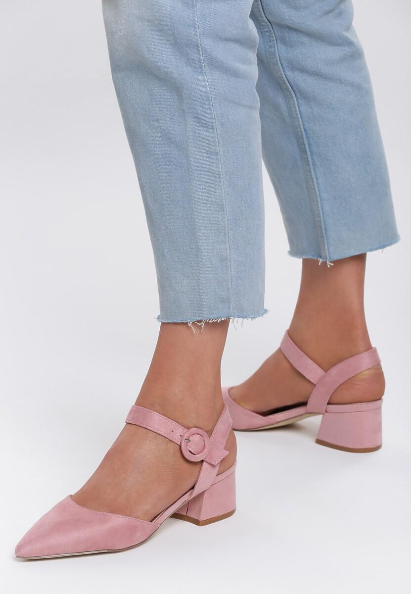 Różowe Sandały Realm