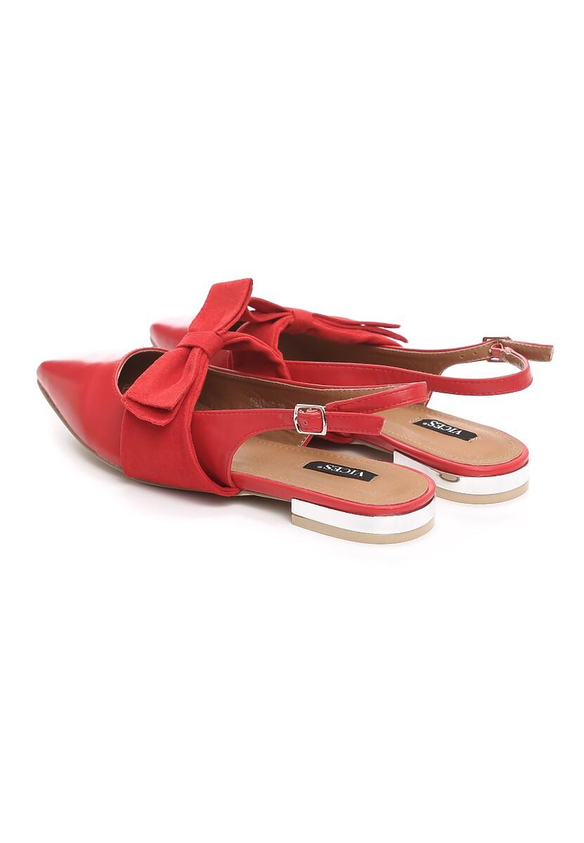 Czerwone Sandały More