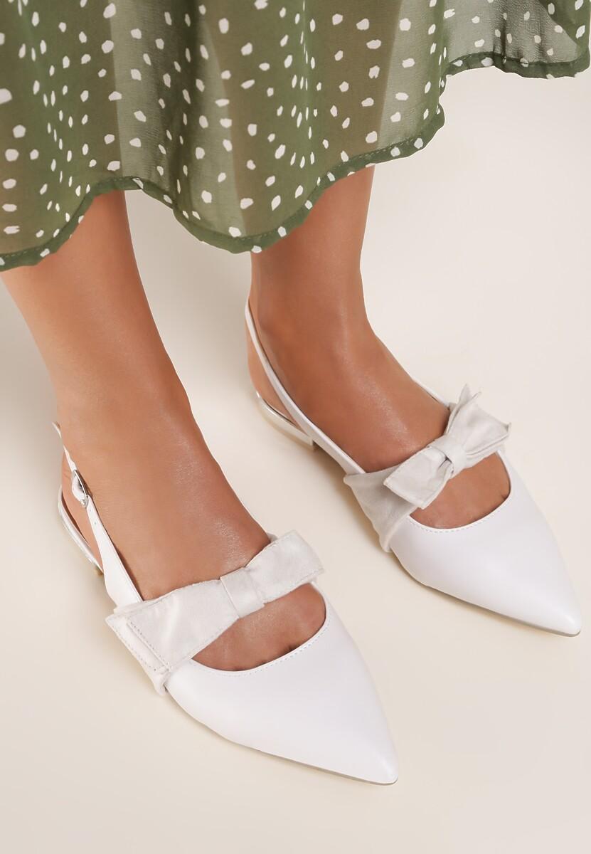 Beżowe Sandały More