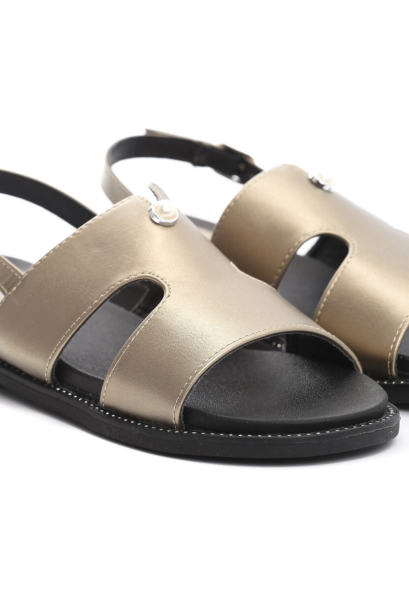 Złote Sandały Moringa