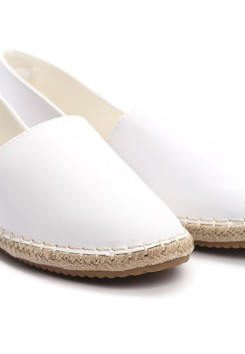 Białe Espadryle Specialty