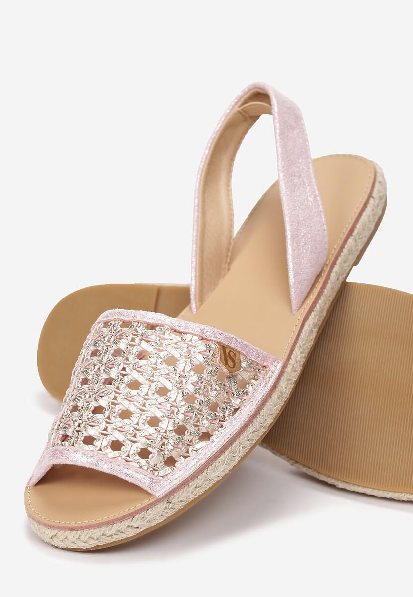 Różowe Sandały Ideological