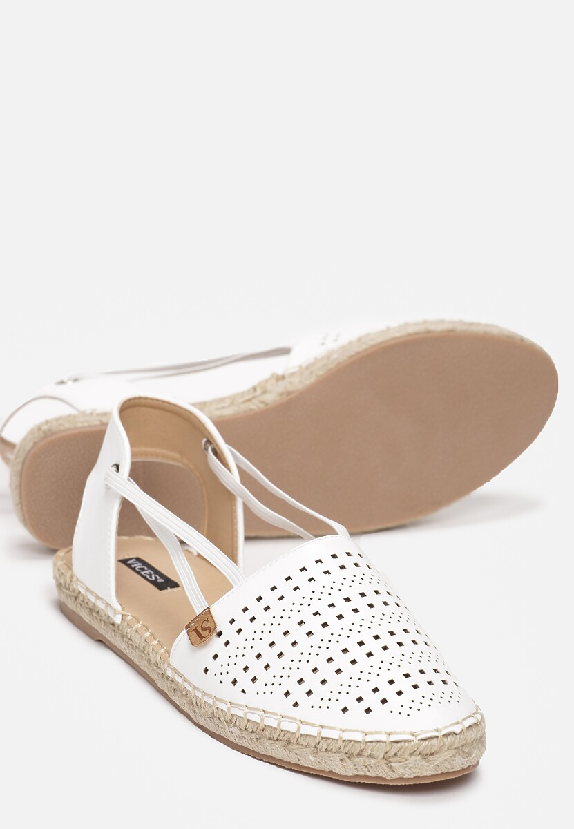 Białe Espadryle Want It