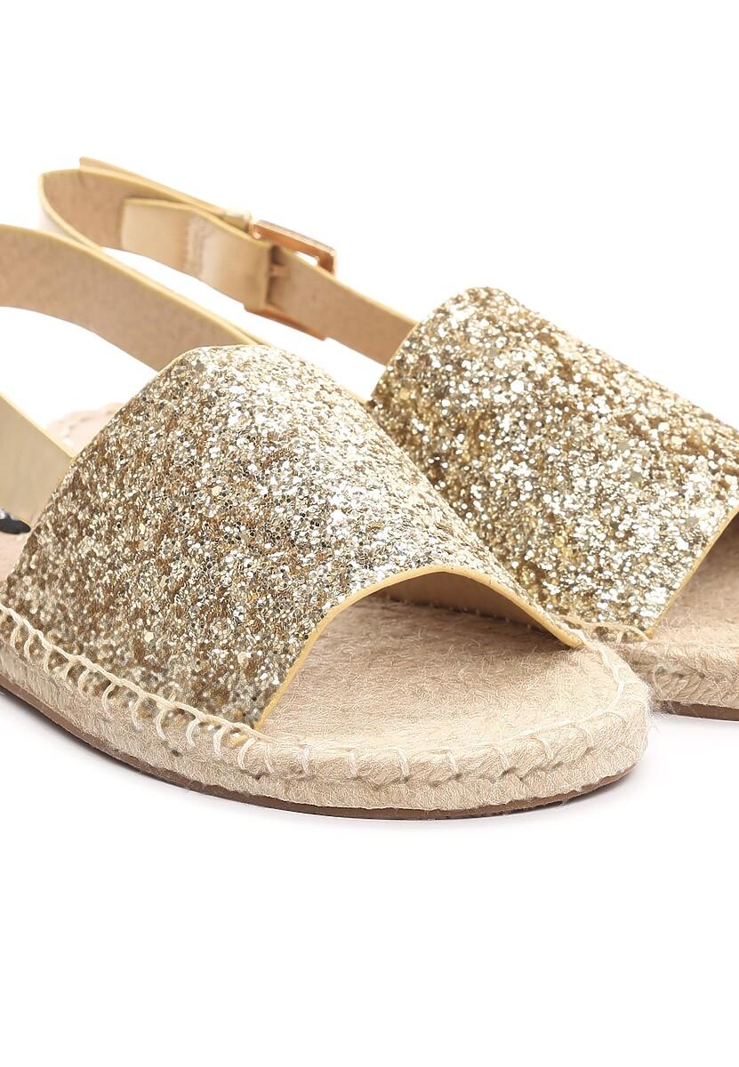 Złote Sandały Slenderness