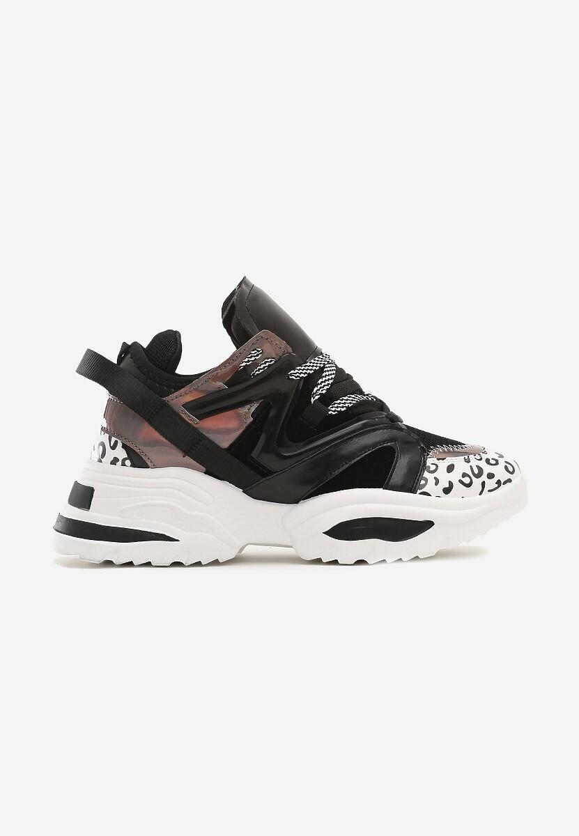 Czarne Sneakersy Cinder Cone