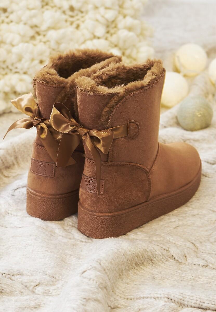 Camelowe Śniegowce Broughton