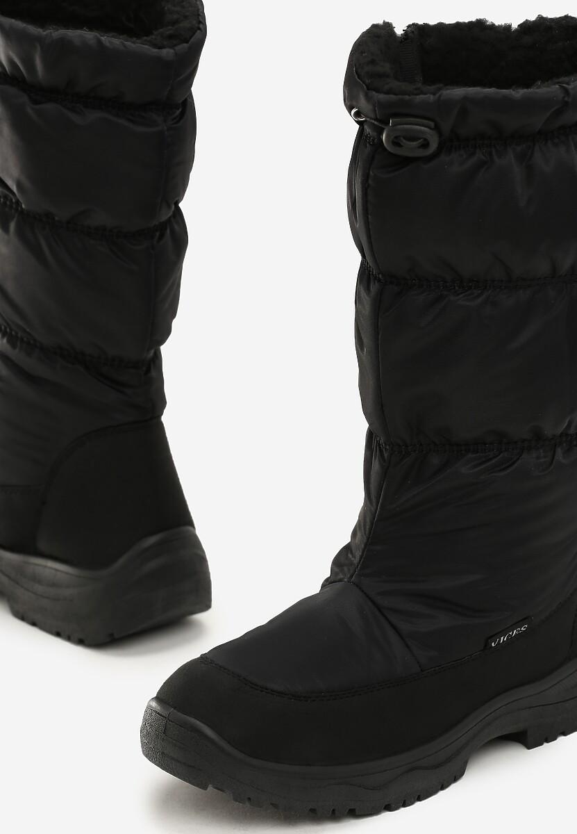 Czarne Śniegowce Armatage